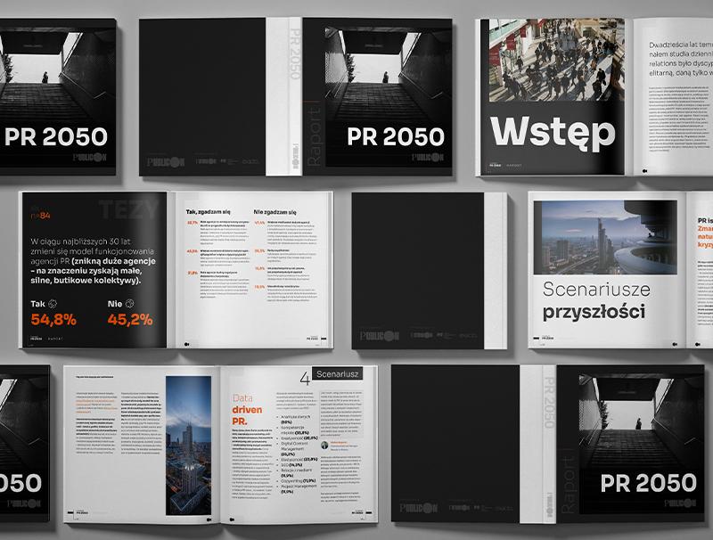 Raport PR 2050: jaka przyszłość czeka branżę PR?